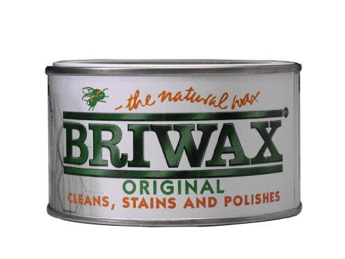 Briwax Original Wax Polish Medium Brown 400g