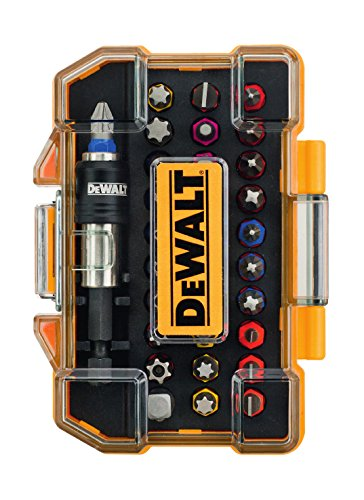 Dewalt Screwdriver Bit Set 32 Piece