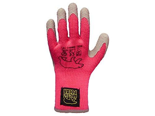 Green Jem Arctic Polar Gloves - Small
