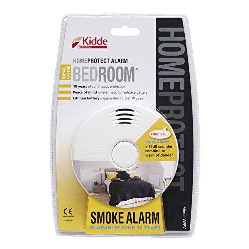 Kidde HomeProtect Smoke Alarm - Bedroom