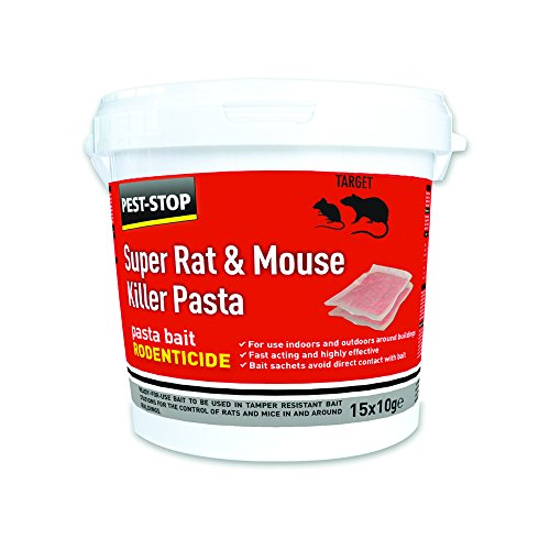 Pest-stop Super Rat & Mouse Killer Pasta Bait