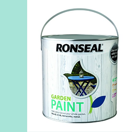 Ronseal Garden Paint Cool Breeze 2.5 Litre