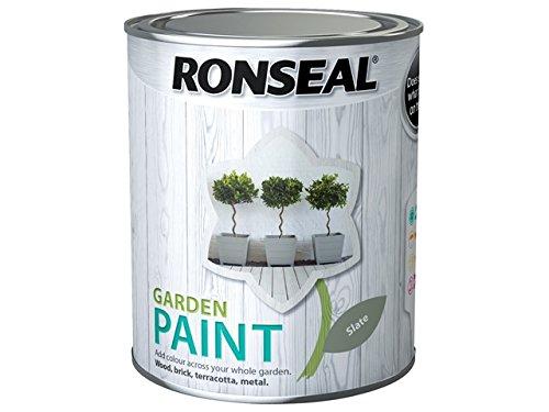 Ronseal Garden Paint Slate 2.5 Litre