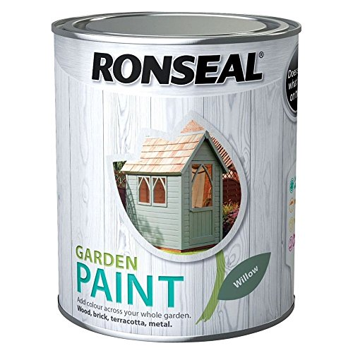Ronseal Garden Paint Willow 2.5 Litre