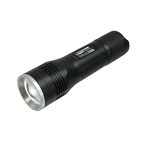 Lighthouse Elite High Performance 250 Lumens LED Torch AAA