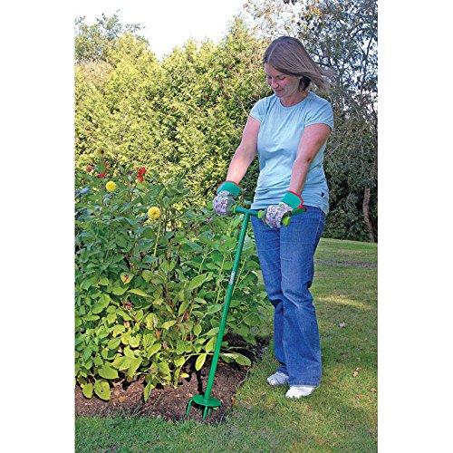 Draper Soft Grip Handle Garden Tiller
