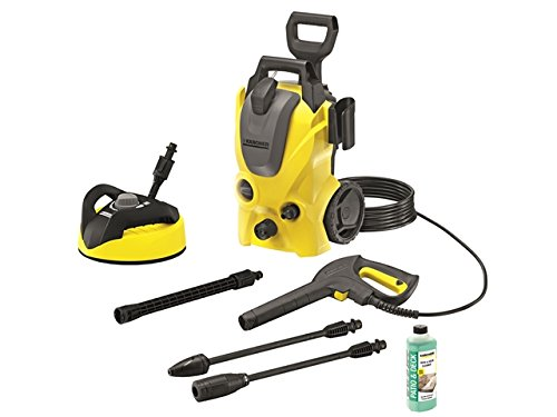 Karcher Premium Home Pressure Washer 120 bar 240V