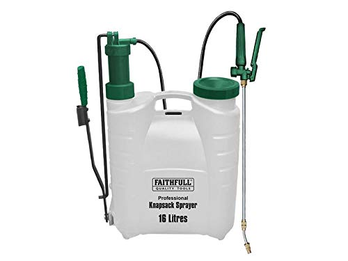 Faithfull Pro Sprayer with Viton™ Seals 16 Litre
