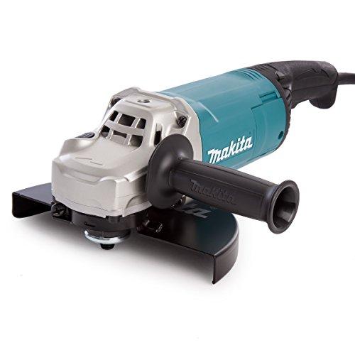 Makita Ga9060/2 230mm Angle Grinder 240v, 240 V, Blue