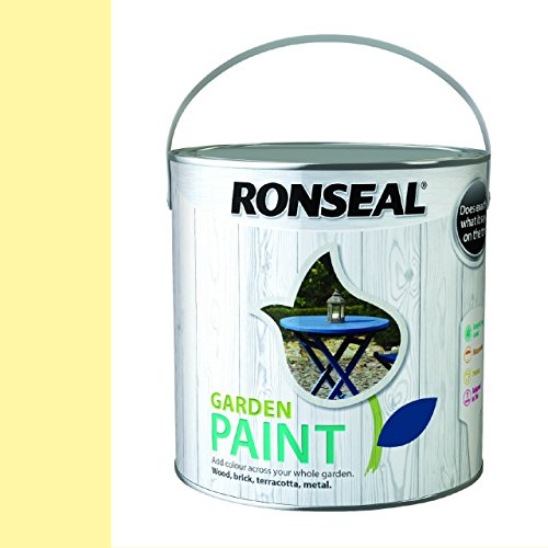 Ronseal Garden Paint Elderflower 2.5 Litre