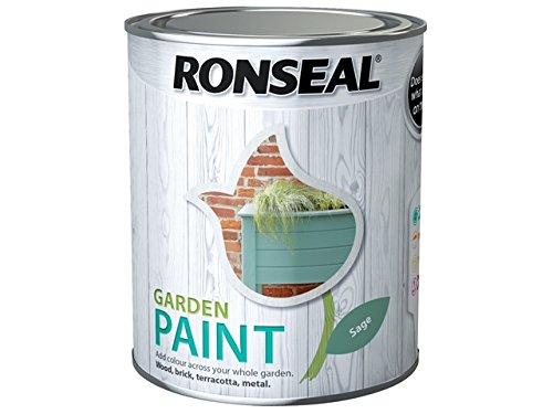 Ronseal Garden Paint Sage 2.5 Litre