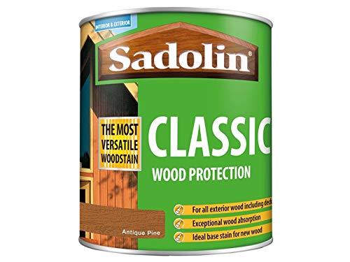 Sadolin Classic All Purpose Woodstain Antique Pine 1 L