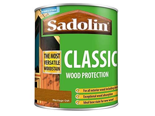 Sadolin Classic Wood Protection Heritage Oak 1 Litre