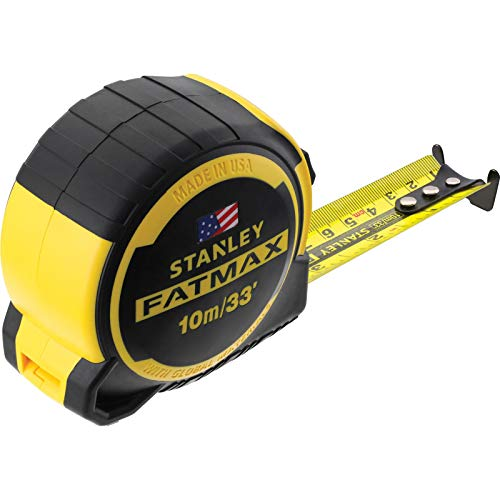 Stanley FatMax® Next Generation Tape 10m (Width 32mm) (Metric only)