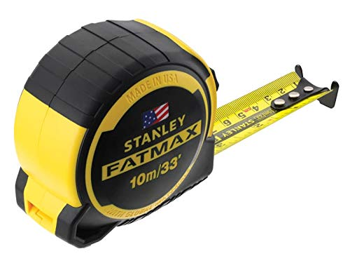 Stanley FatMax® Next Generation Tape 10m/33ft (Width 32mm)