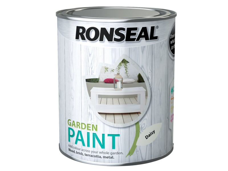 Ronseal Garden Paint Daisy 750ml