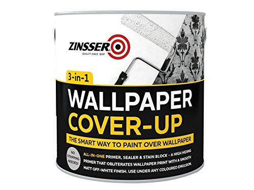 Zinsser Wallpaper Cover-Up 2.5 Litre