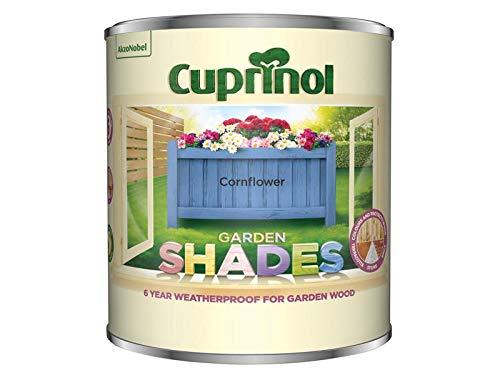 Cuprinol Garden Shades Cornflower 1 Litre