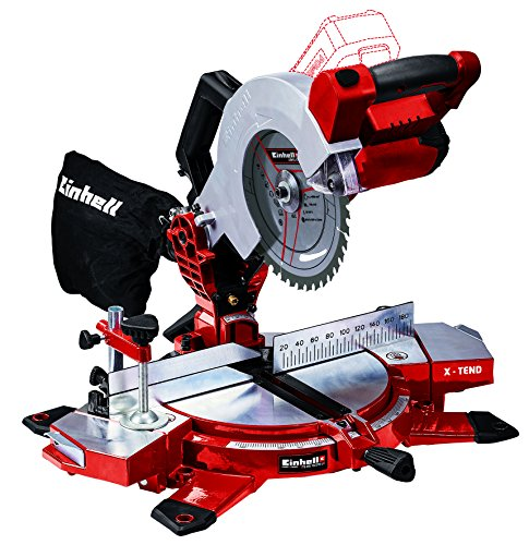 Einhell Li Solo Mitre Saw 18V Bare Unit