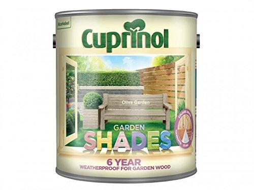 Cuprinol Garden Shades Olive Garden 2.5 Litre
