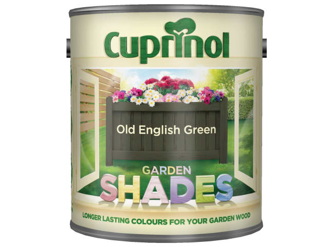 Cuprinol Garden Shades Old English Green 2.5 Litre