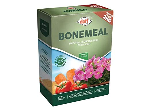 Doff Bonemeal Ready To Use Fertiliser 2kg