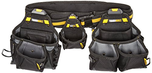 Toughbuilt Contractor Tool Belt Set 4 Piece