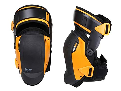 Toughbuilt GelFit™ Fanatic Stabilisation Knee Pads