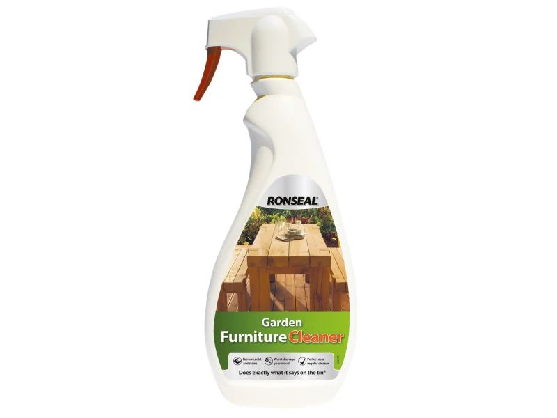 Ronseal 750ml Garden Furniture Cleaner