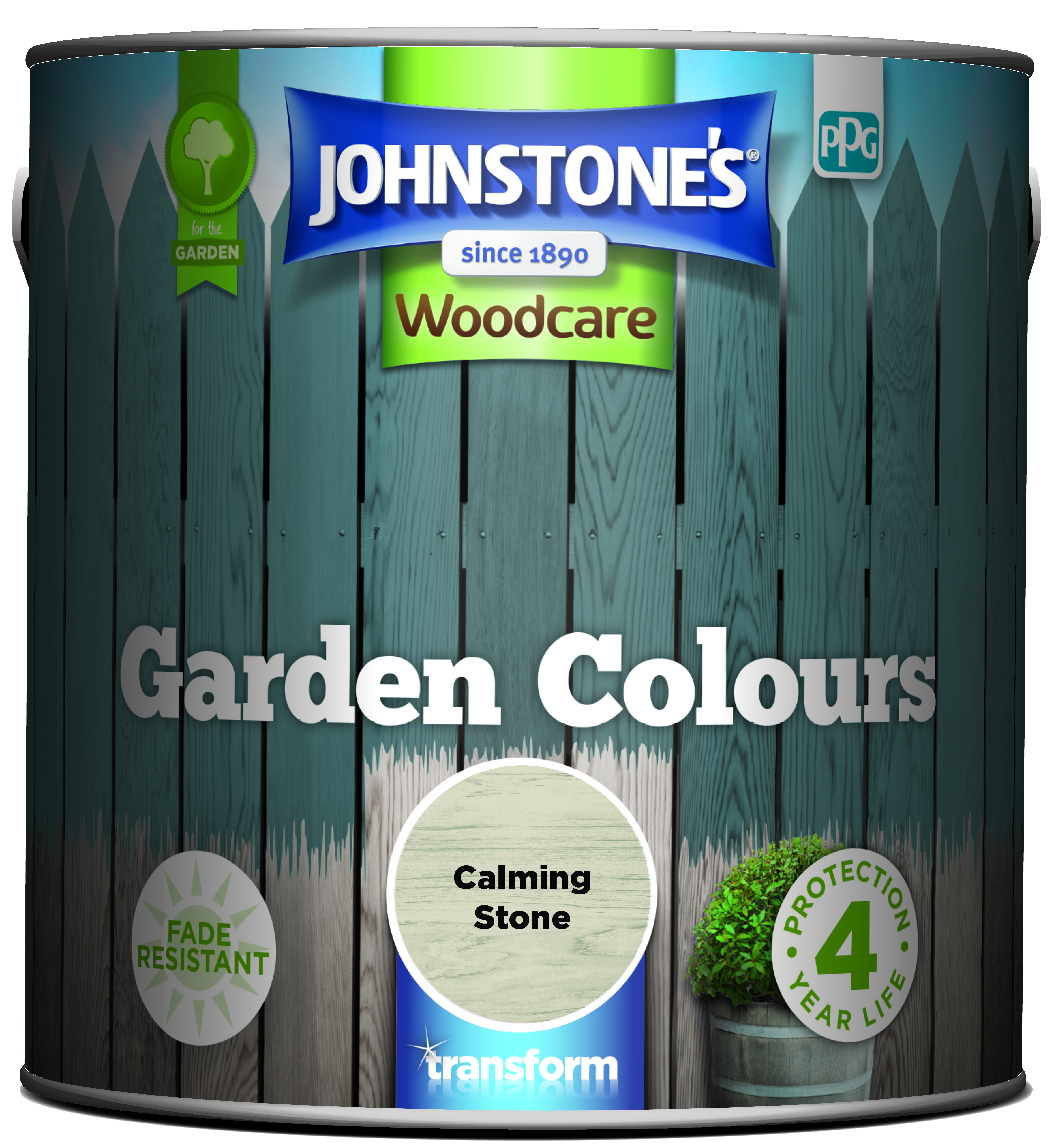 Johnstone's Garden Colours Claming Stone 2.5l