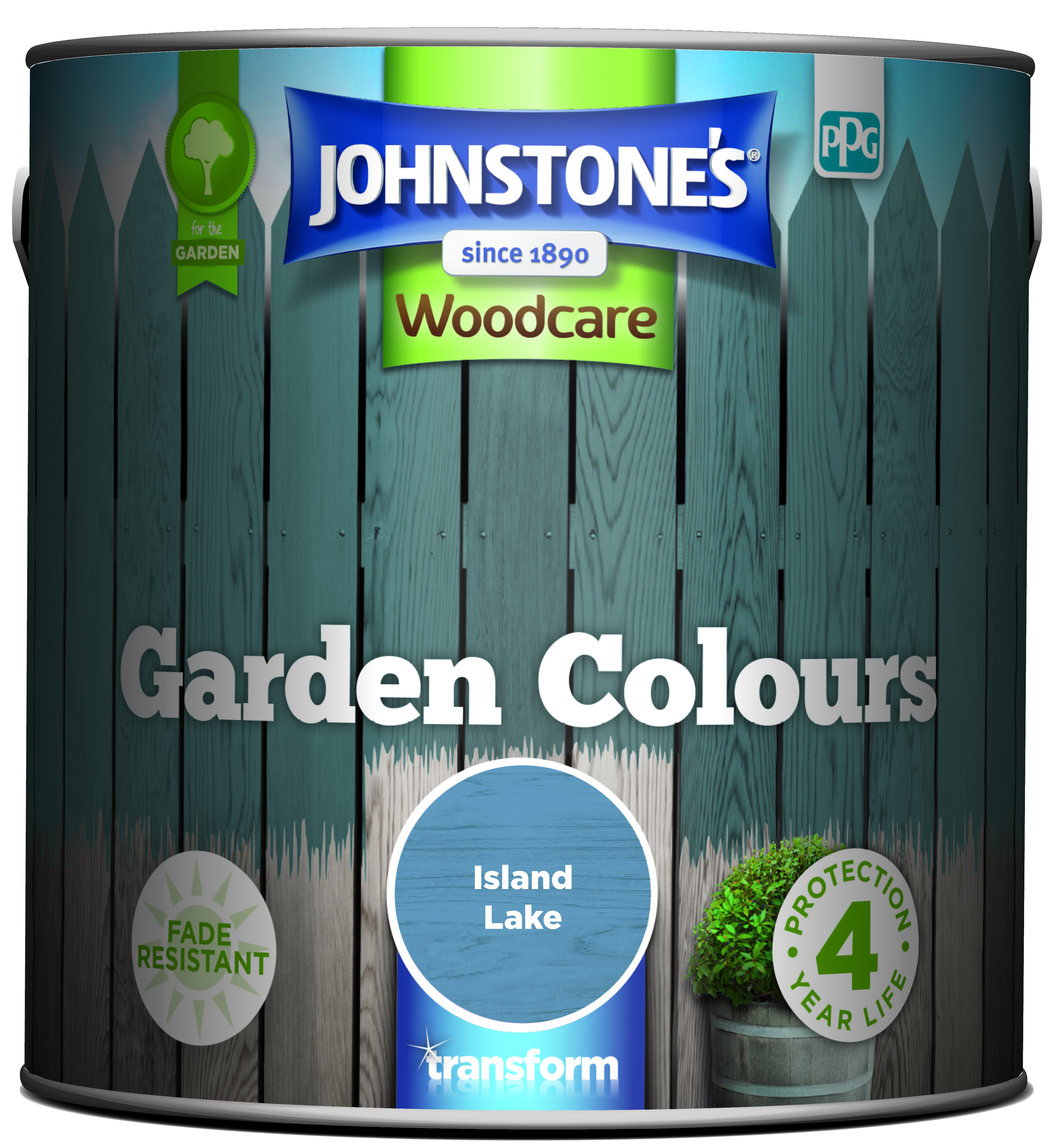 Johnstone's Garden Colours Island Lake 2.5l