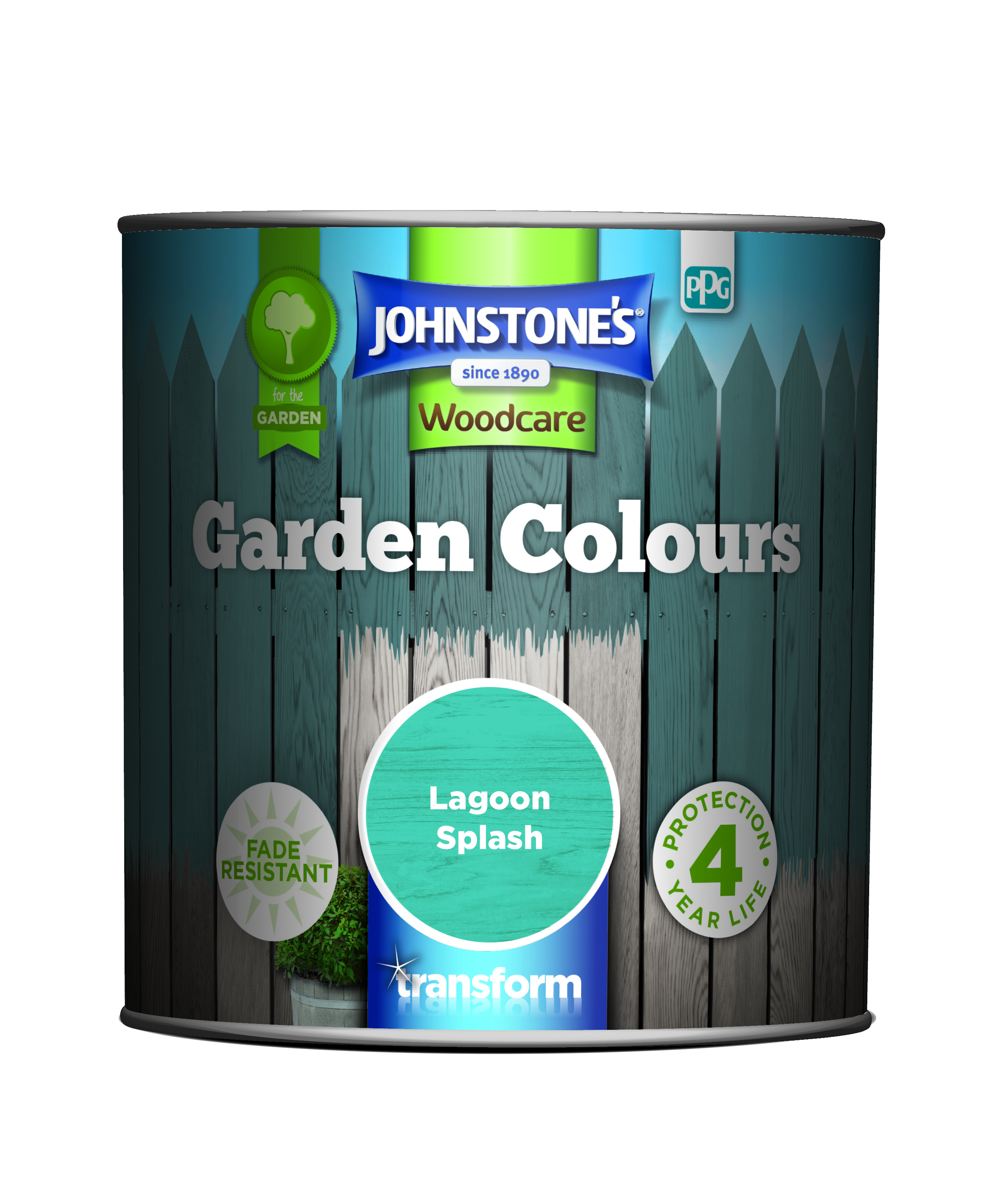 Johnstone's Garden Colours Lagoon Splash 1l