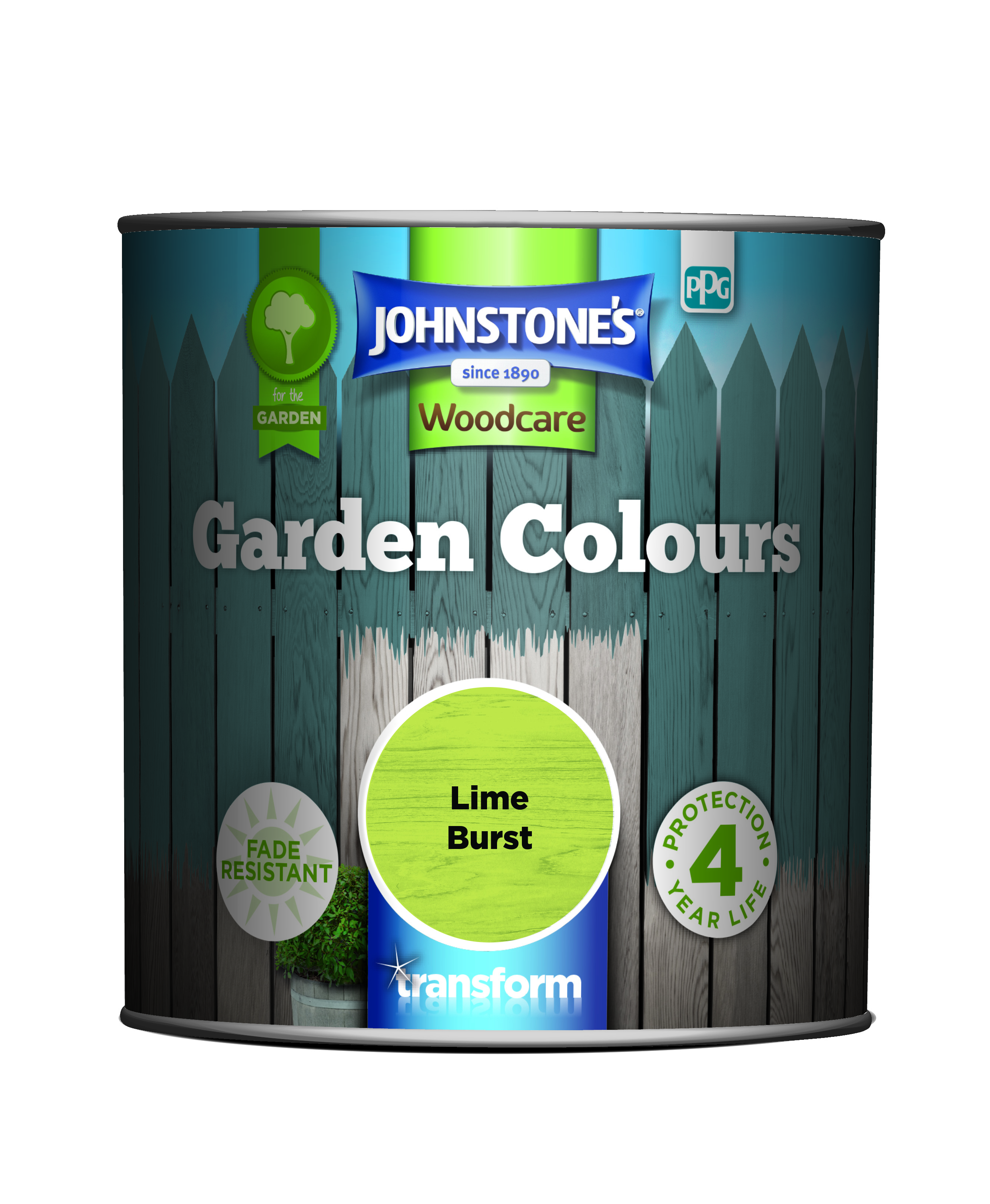 Johnstone's Garden Colours Lime Burst 1l