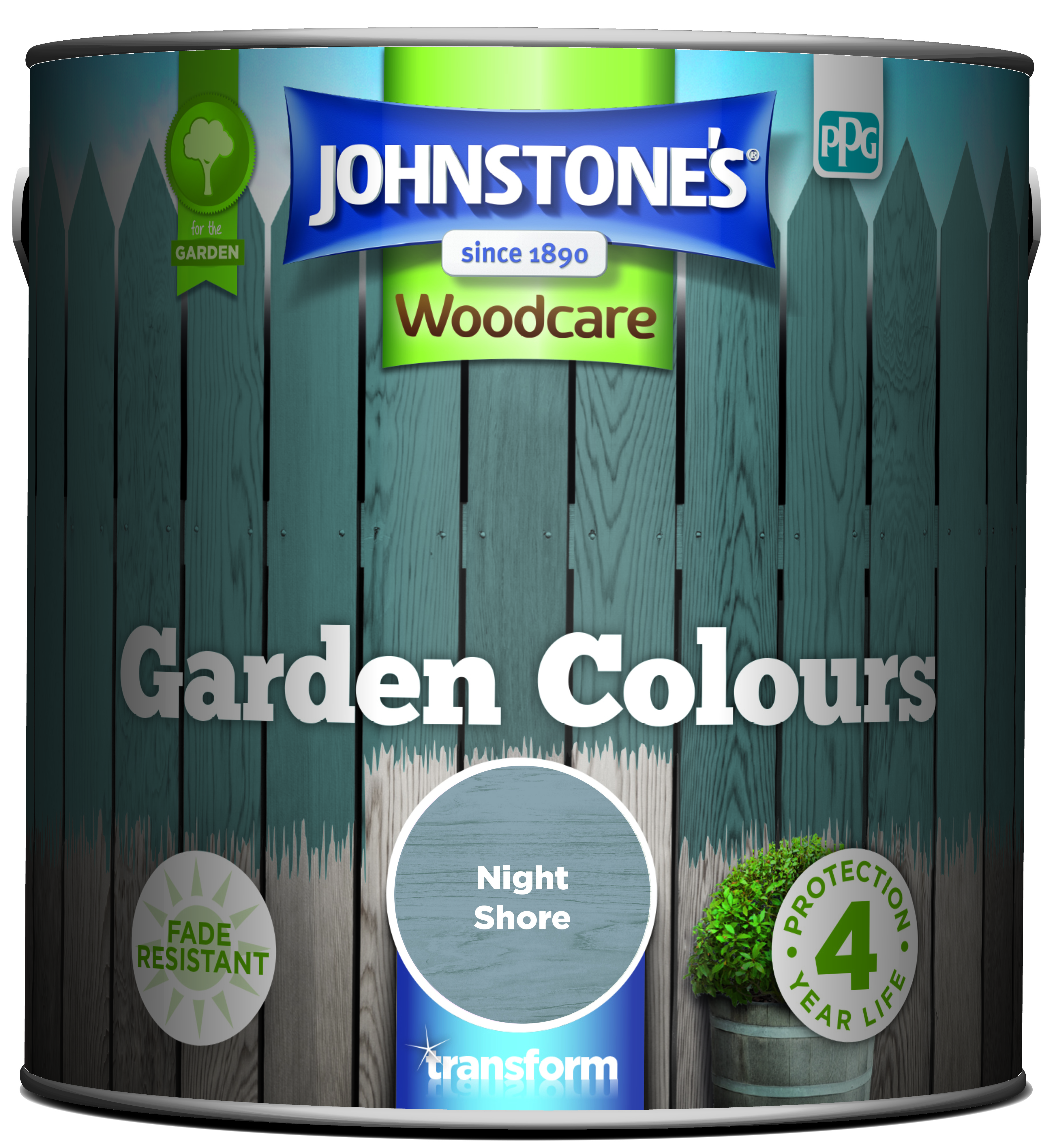 Johnstone's Garden Colours Night Shore 2.5l