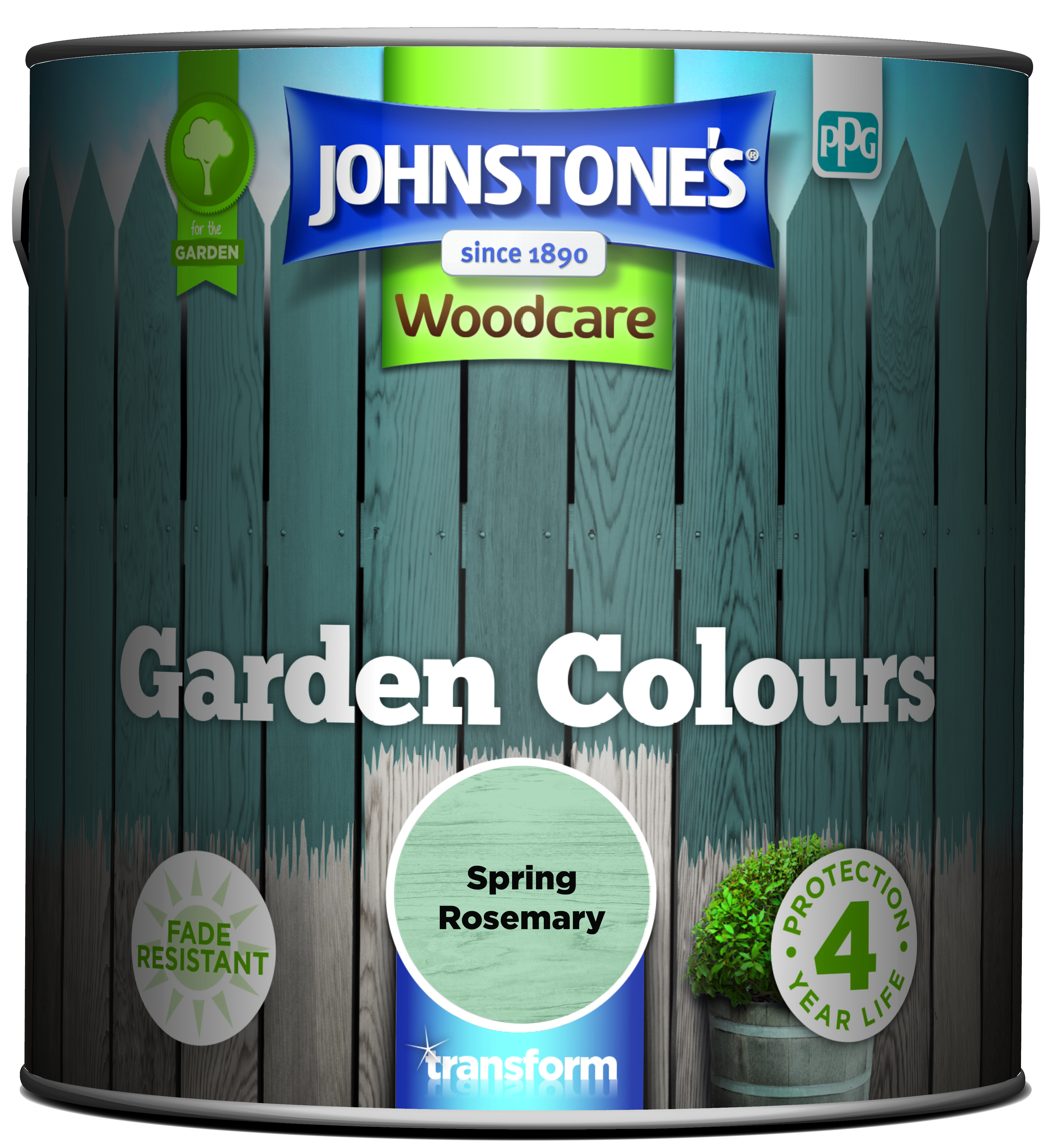 Johnstone's Garden Colours Spring Rosemary 2.5l