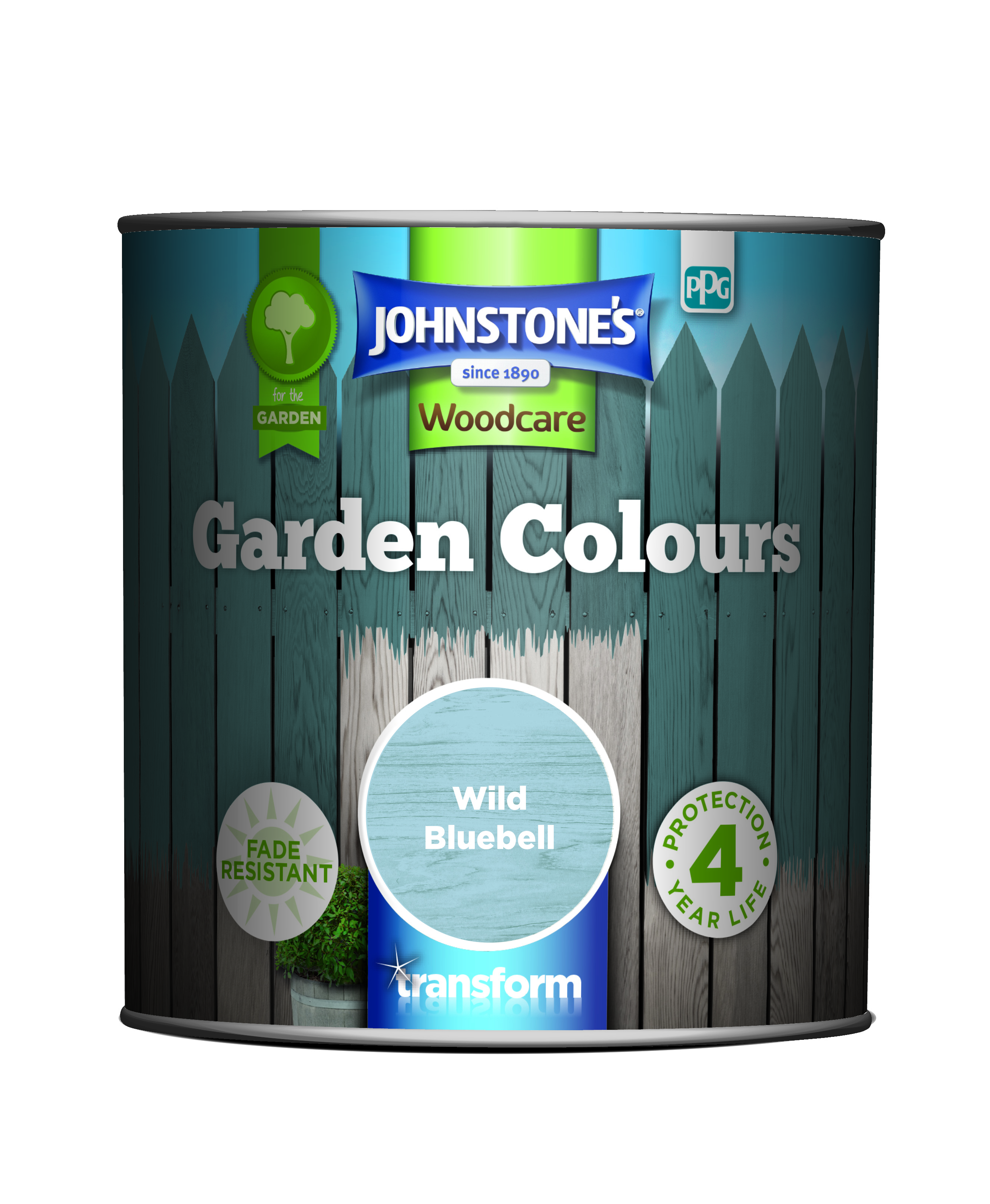 Johnstone's Garden Colours Wild Bluebell 1l