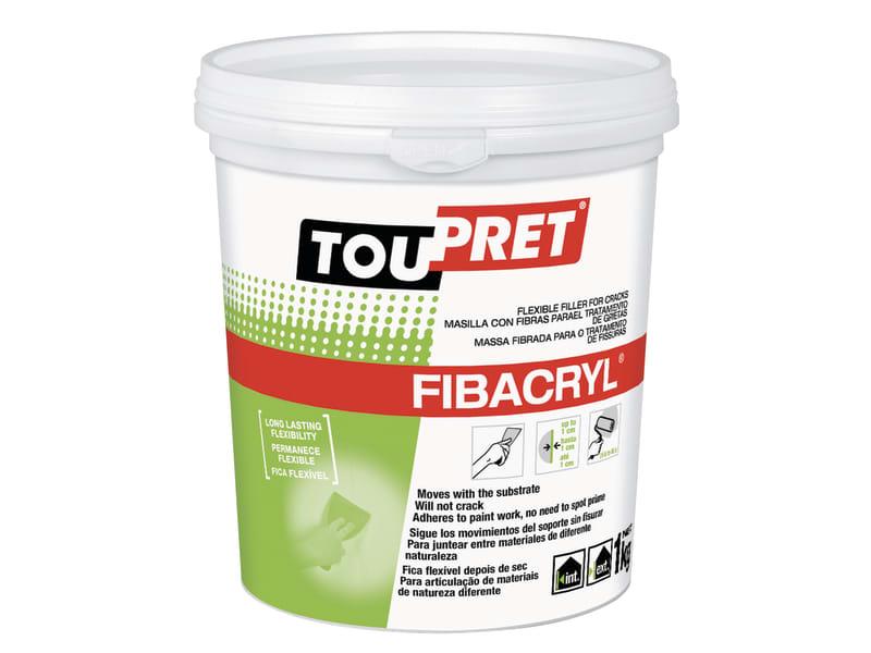 Toupret® FIBACRYL® Flexible Filler 1kg