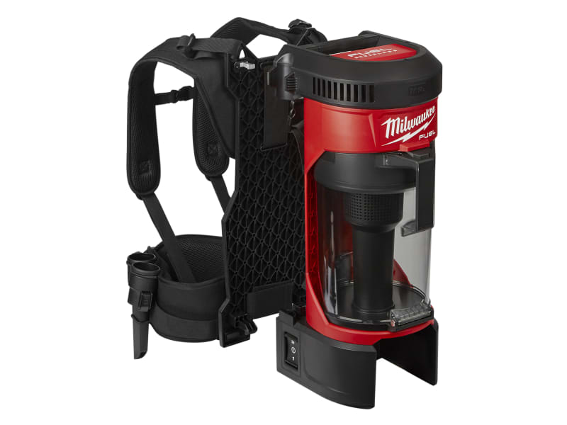 Milwaukee FUEL™ Backpack Vacuum 18V Bare Unit