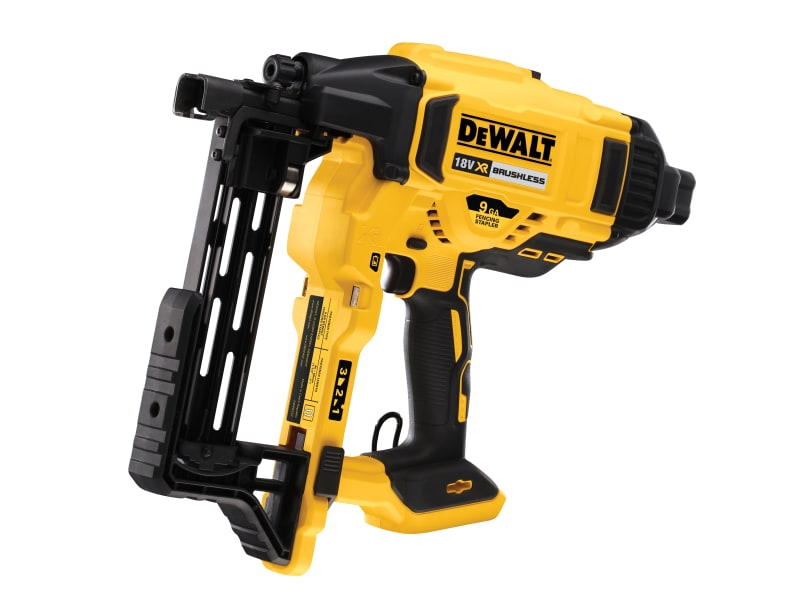 DeWalt DCFS950N Brushless XR Fencing Stapler 18V Bare Uni