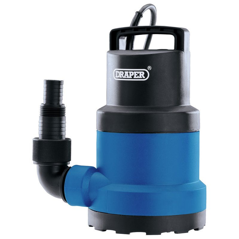 Draper 230v 250w Submersible Water Pump