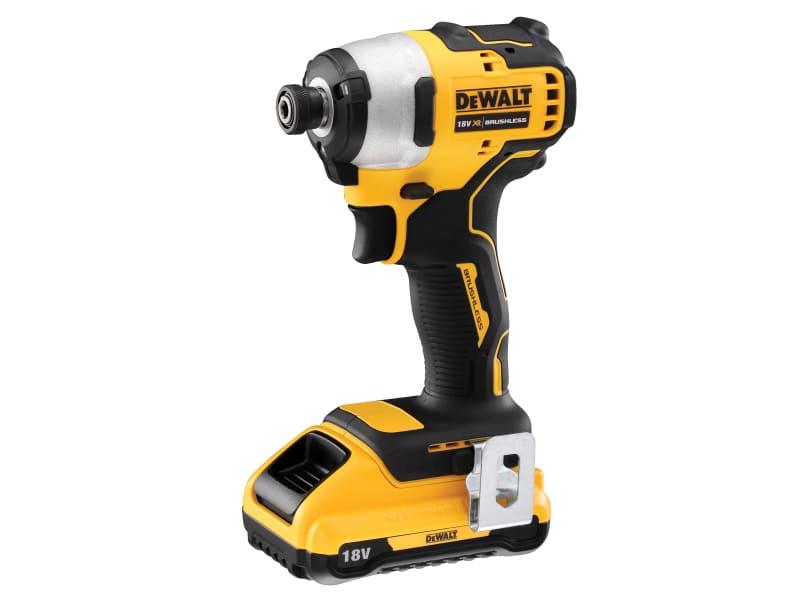DEWALT DCF809D2T XR Brushless Impact Driver 18V 2 x 2.0Ah Li-ion