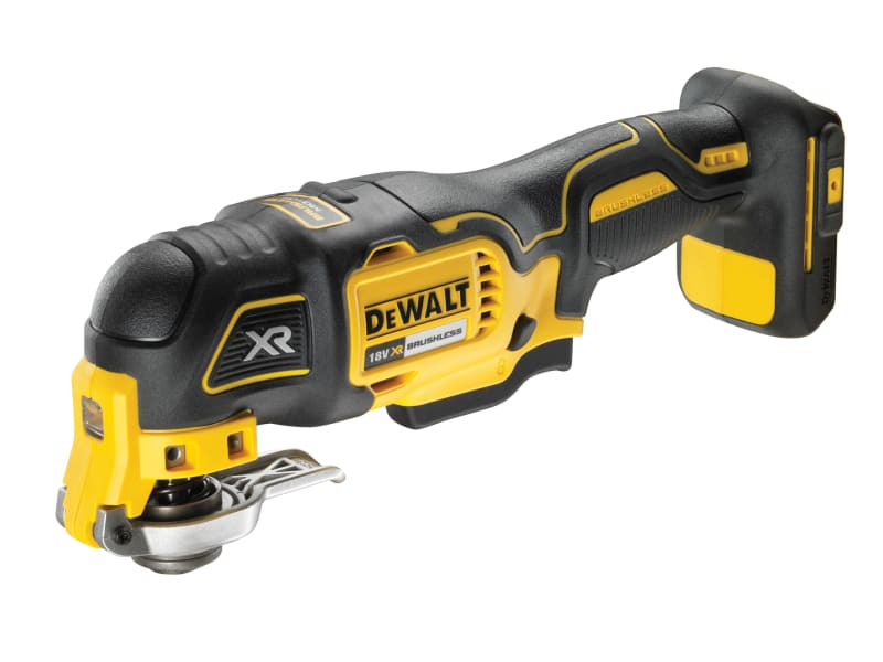 Dewalt DCS355P1 XR Brushless Oscillating Multi-Tool 18V 1 x 5.0Ah Li-ion