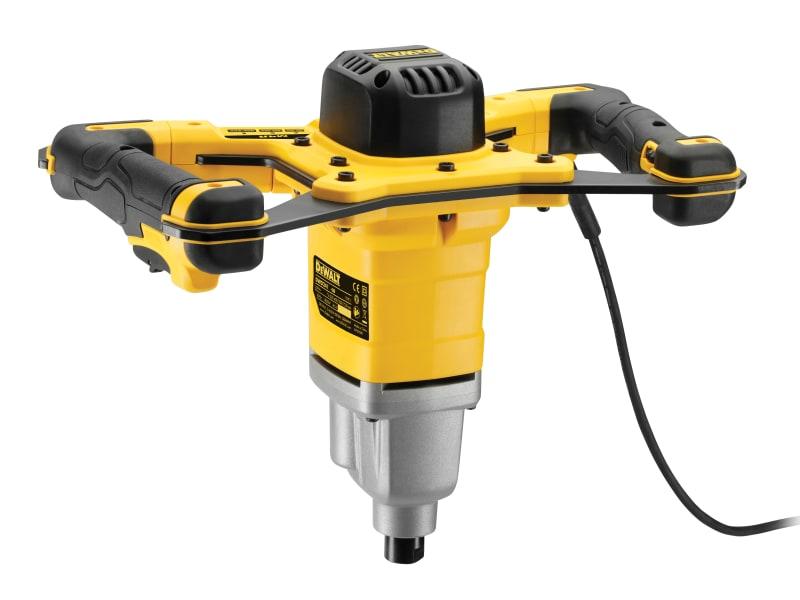 Dewalt DWD241 Dual Handle Paddle Mixer 1800W 240V