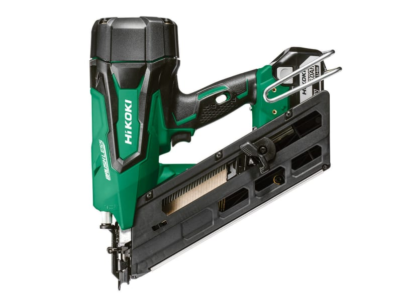 HiKOKI  NR1890DBCL Brushless Framing Nailer 18V 2 x 5.0Ah Li-ion