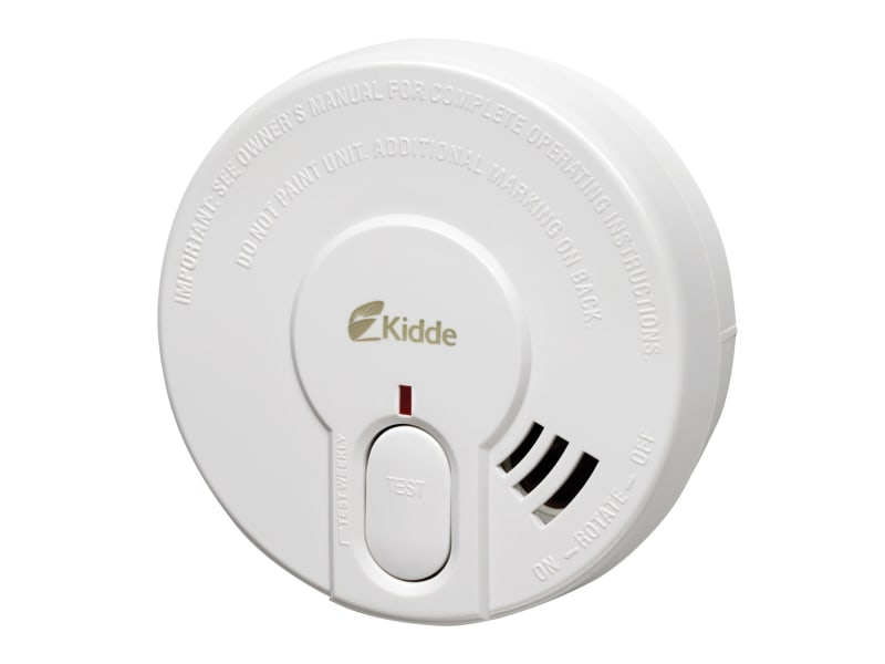 Kidde 29d Optical Smoke Alarm Battery Powered