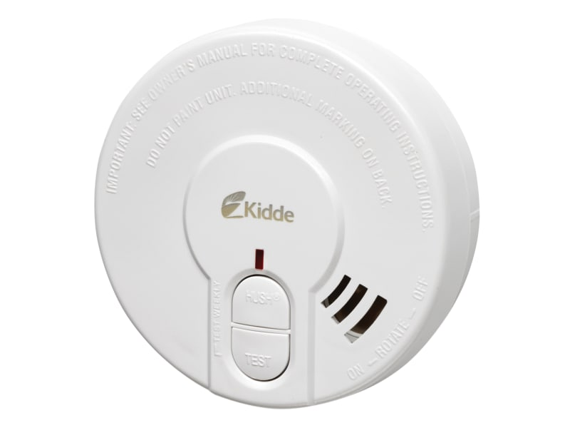Kidde 29hd Optical Smoke Alarm Battery Powered