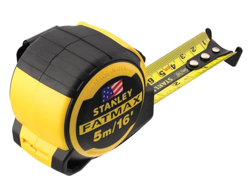 Stanley Fatmax Next Generation Tape 5m/16ft (width 32mm)