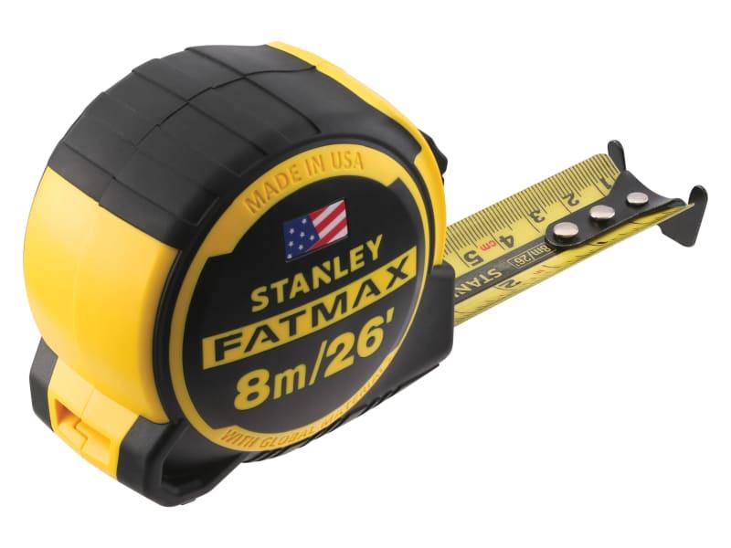Stanley Fatmax Next Generation Tape 8m/26ft (width 32mm)