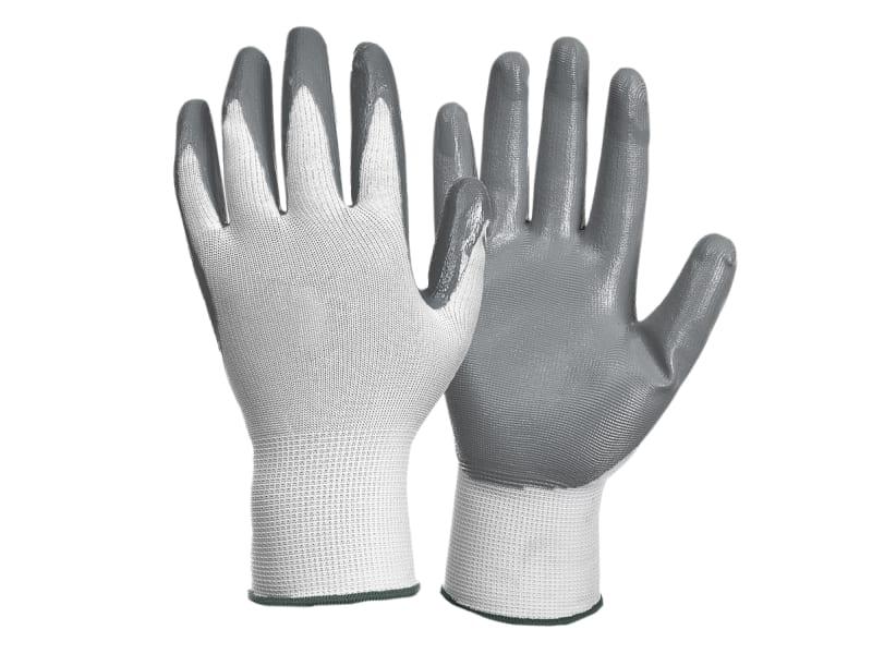 Vitrex Flexo Grip Nitrile Gloves - One Size