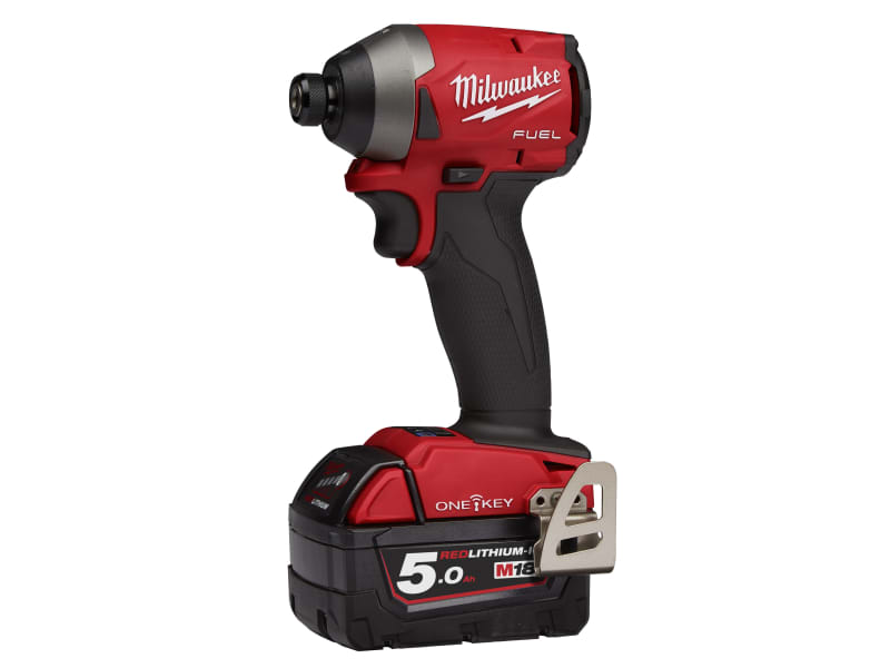 Milwaukee M18 ONEID2-502X Next Gen ONE-KEY™ Impact Driver 18V 2 x 5.0Ah Li-ion